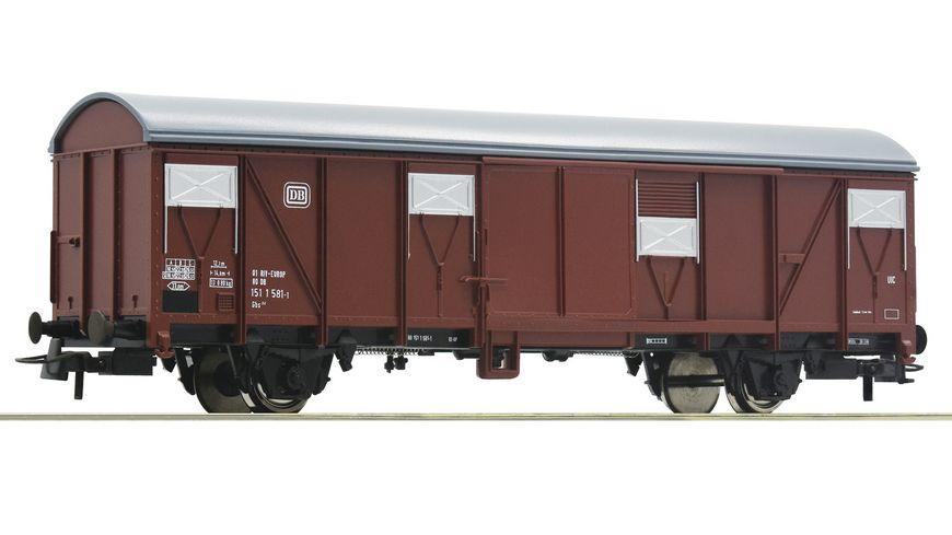Roco 76674 Gedeckter Gueterwagen DB