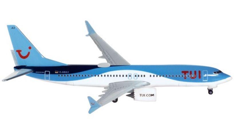 Herpa 532679 TUIfly Deutschland Boeing 737 Max 8