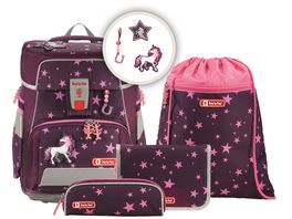 Step by Step Space Schulranzen Set 5teilig Unicorn