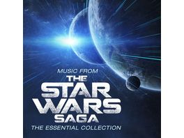 Music From The Star Wars Saga The Essential Collec