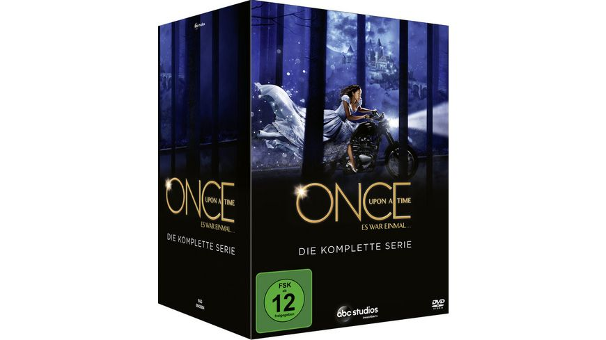 Once upon a time Es war einmal Die komplette Serie 42 DVDs