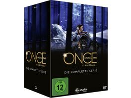 Once upon a time Es war einmal Die komplette Serie 42 DVDs