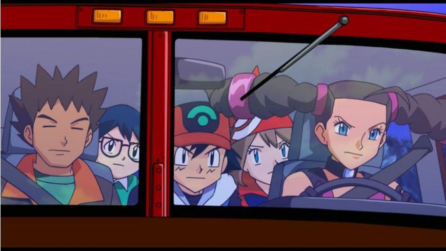 Pokemon Der Film Lucario und das Geheimnis von Mew