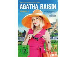 Agatha Raisin Staffel 2 2 DVDs