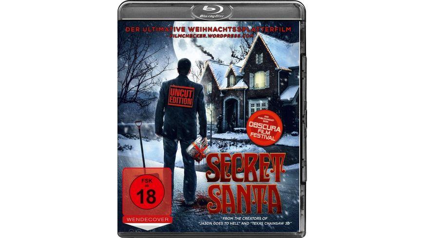 Secret Santa Uncut Edition
