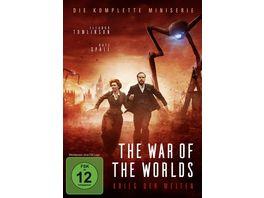 The War of the Worlds Krieg der Welten