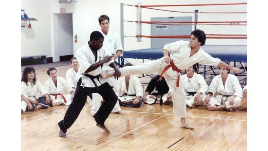 Karate Tiger 2 Disc Mediabook US Originalfassung LTD 2 BRs