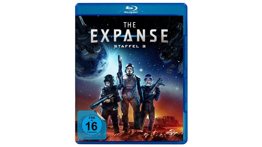 The Expanse - Staffel 3  [3 BRs]