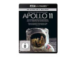 Apollo 11 4K Ultra HD Blu ray 2D