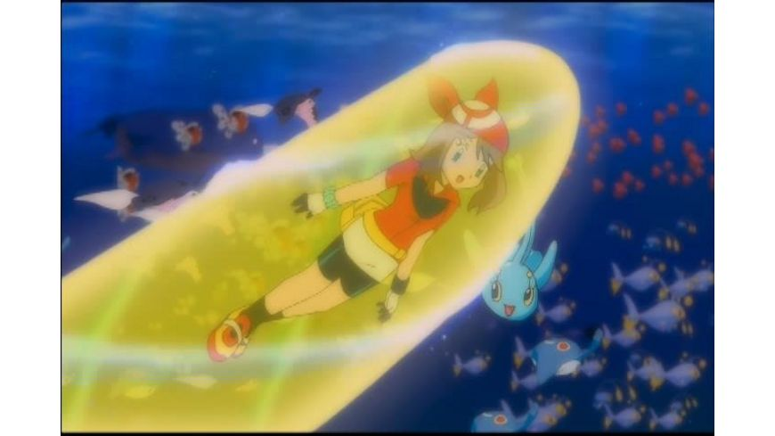 Pokemon Ranger und der Tempel des Meeres