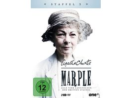 Agatha Christie MARPLE Staffel 3 2 DVDs