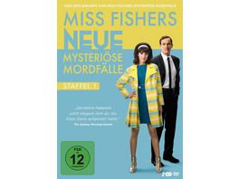 Miss Fishers neue mysterioese Mordfaelle Staffel 1 2 DVDs