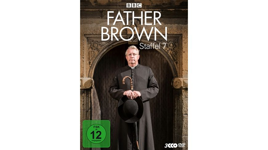 Father Brown - Staffel 7  [3 DVDs]