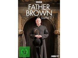 Father Brown Staffel 7 3 DVDs