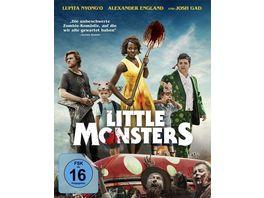 Little Monsters Erstauflage mit O Card