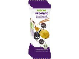 Freche Freunde Bio Riegel Pflaume Brombeere 4x23g