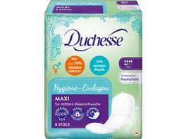 Duchesse Hygiene Einlagen Maxi
