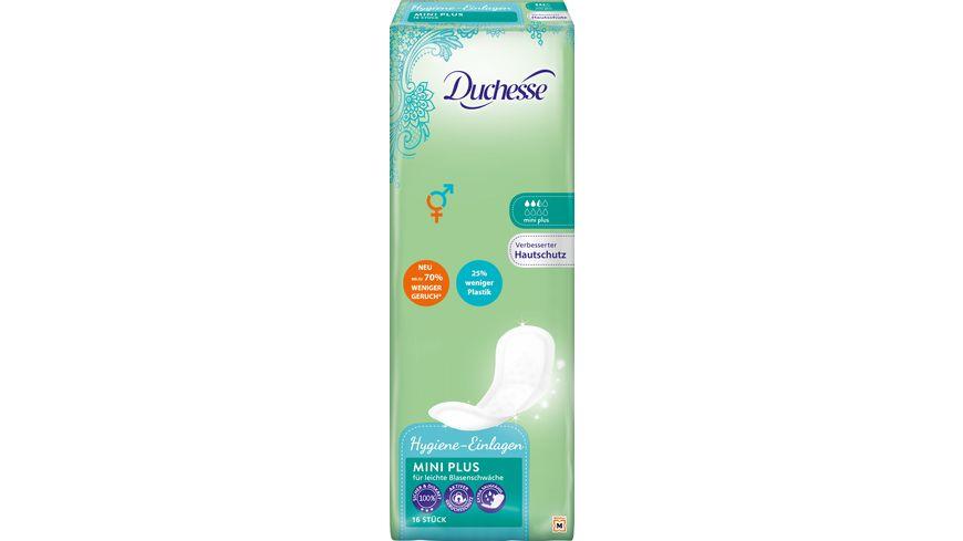 Duchesse Hygiene Einlagen Mini Plus