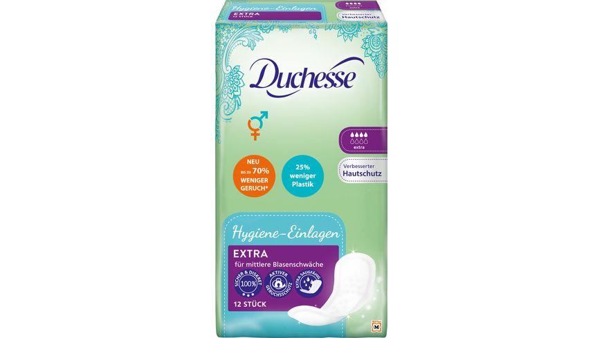 Duchesse Hygiene-Einlagen, Extra