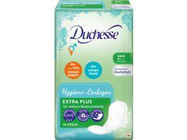 Duchesse Hygiene Einlagen Extra Plus bei Blasenschwaeche