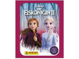Panini Frozen 2 Sticker und Tradingcards Booster