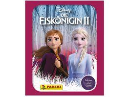 Panini Frozen 2 Sticker und Tradingcards Booster