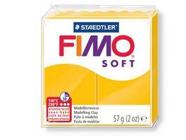 FIMO 8020 16 soft Ofenhaertende Modelliermasse sonnengelb