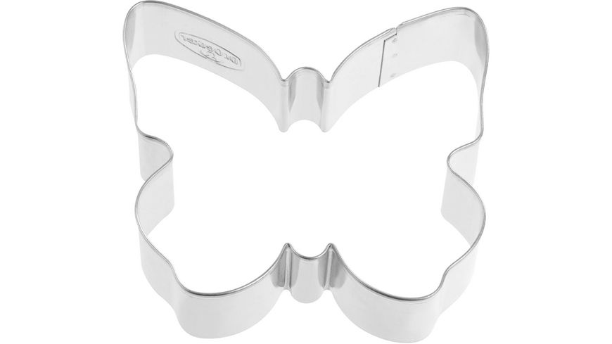 Dr Oetker Ausstechform Schmetterling klein