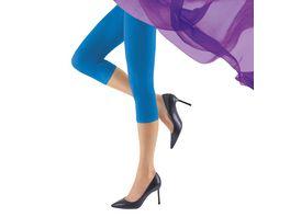 MOVE UP Damen Capri Leggings 60 DEN