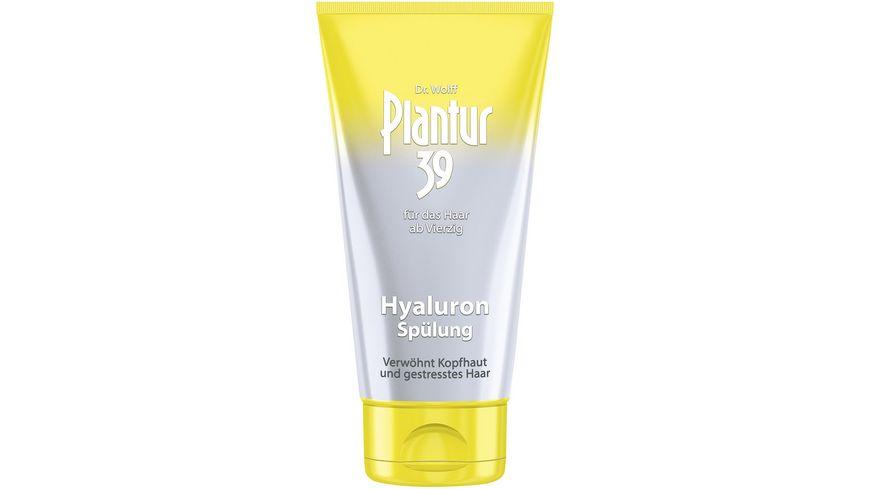 Plantur 39 Hyaluron-Spülung