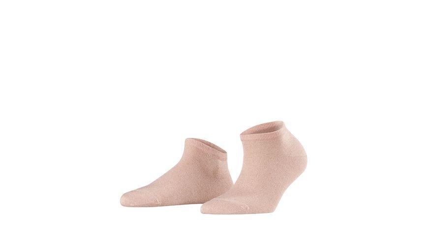 FALKE Damen Sneaker Socken Shiny