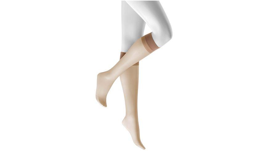 Kunert Kniestruempfe mit Anti Laufmaschen Garantie