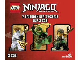 LEGO Ninjago Hoerspielbox 5