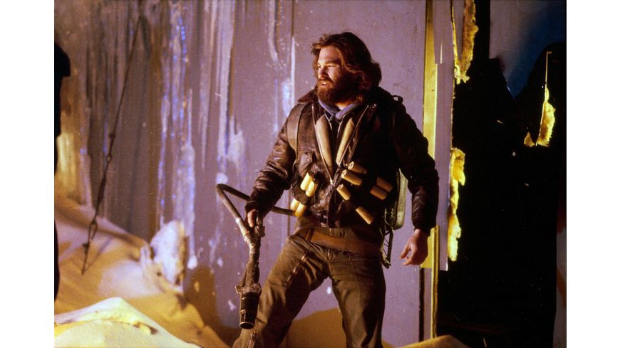 John Carpenter s THE THING 3 Disc Mediabook Edition Struzan DVD Bonus Blu ray
