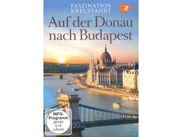 Faszination Kreuzfahrt Auf der Donau nach Budapest