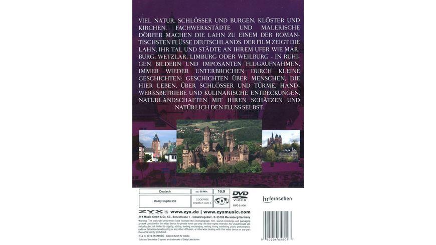 Erlebnisreise entlang der Lahn 2 DVDs