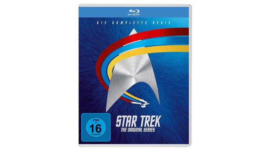 STAR TREK: Raumschiff Enterprise - Complete Boxset  [20 BRs]