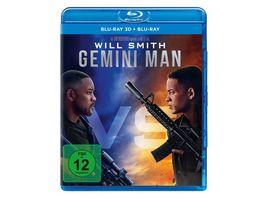 Gemini Man Blu ray 2D