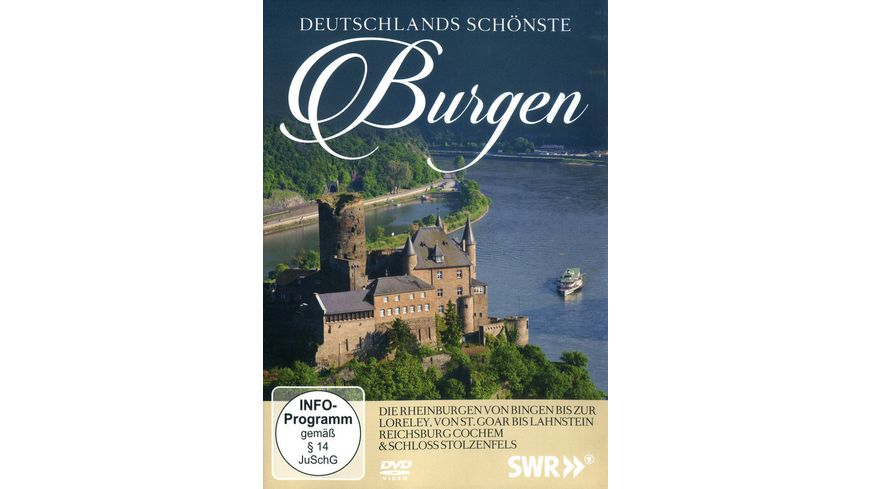 Deutschlands schoenste Burgen