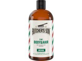 Butcher s Son 2in1 Body Hair Medium