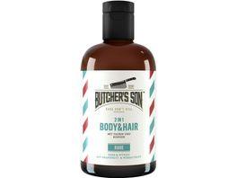 Butcher s Son 2in1 Body Hair Rare