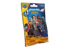 PLAYMOBIL 70139 PLAYMOBIL THE MOVIE Figures Serie 2