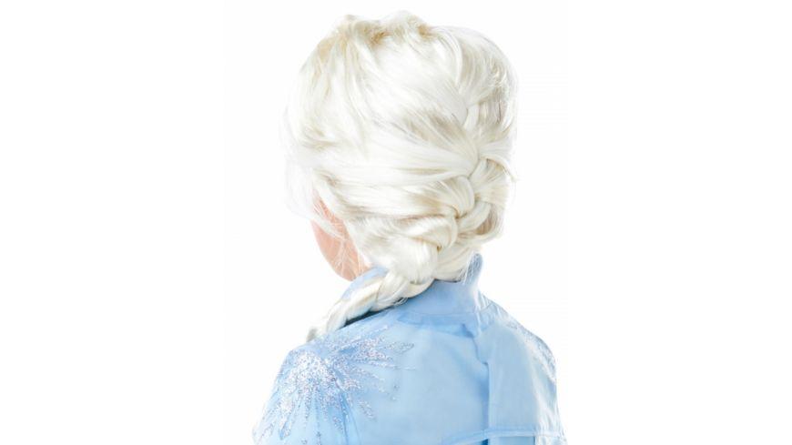 Rubies 3300471 Elsa Frozen 2 Peruecke