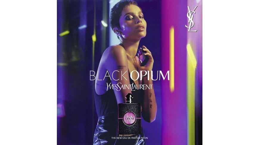 Yves Saint Laurent Black Opium Eau de Parfum Neon