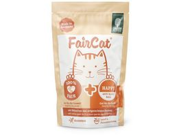 Green Petfood FairCat Happy Nassfutter fuer Katzen