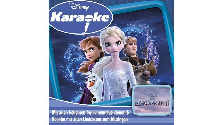 Eiskönigin Sing Along