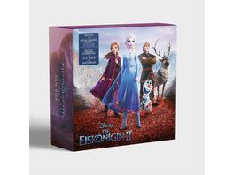 DIE EISKOeNIGIN 2 FAN BOX FROZEN 2