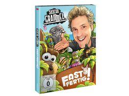 Fast Fertig Doppel DVD