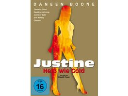 Justine Heiss wie Gold