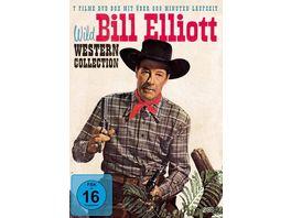 Wild Bill Elliott Western Collection 2 DVDs